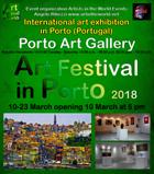 Art Festival in Porto 2018