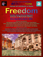 Freedom - Iranian Art Exhibition in Rome