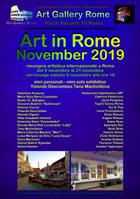 Art in Rome November 2019