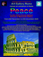 Peace - Iranian Art Exhibition in Rome