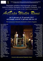ArtExpo Winter Rome