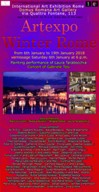 Artexpo Winter Rome 2018